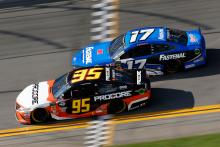 Matt DiBenedetto and Leavine Family Racing to split at end of year
