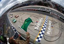 Gander RV 400 at Dover - Qualifying Results