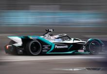 Evans dominates for Mexico City E-Prix victory
