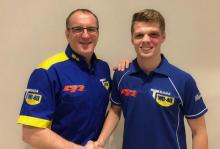 Mason Law steps up to BSB with Team WD-40