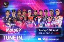 Rossi returns for MotoGP Virtual Race 2