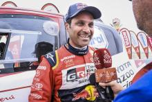 Al-Attiyah dominates to third Dakar Rally win