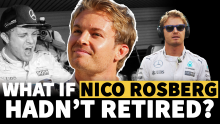 Bagaimana jika Nico Rosberg tidak pensiun - apakah perebutan gelar F1 2020 akan lebih baik?