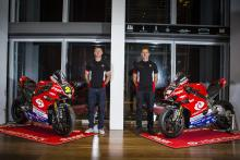 VisionTrack Ducati launches 2020 BSB livery