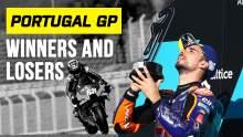 Oliveira magic, Suzuki shocker, Rossi anon: Portuguese MotoGP Winners & Losers