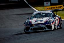 Harper claims final Carrera Cup pole position of 2018