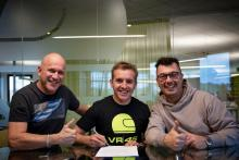 Locatelli named as new VR46 academy coach