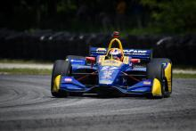 Alexander Rossi shuts out the field at Road America