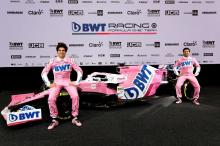 BWT Racing Point shows off RP20 livery in Austria