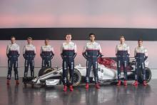 Sauber Junior Team by Charouz, F2,