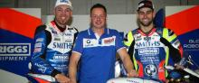 Smiths Racing BMW re-signs Hickman, promotes Olsen