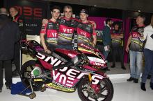 Arbolino, Salac delighted with 2020 Snipers livery