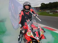 Scott Redding, Be Wiser Ducati, BSB,