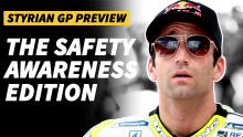 Styrian MotoGP Preview: The safety awareness edition