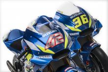 Suzuki: Riders gave same requests with new engine, chassis
