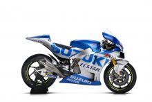 Suzuki pulls covers off 2020 MotoGP challenger