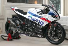 TAS Racing picks up Synetiq as title sponsor
