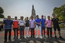 MotoGP riders, Thailand,