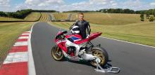 Tom Neave called up as Linfoot stand-in at Honda
