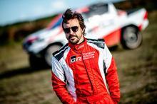 Alonso steps up Toyota rally efforts for Dakar preparations