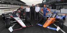 Aeroscreen best of both worlds for IndyCar, says Power