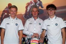 Mackenzie, Ray form all-new Tyco BMW line-up