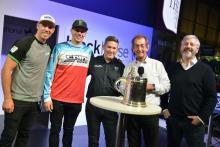 Redding, Hickman, Triumph shortlisted for Torrens Trophy
