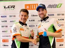 MotoE: Simeon joins Canepa at LCR E-Team