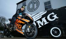 Hillier completes OMG Racing line-up at North West 200, Isle of Man TT