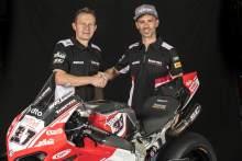 Marco Melandri returns to WorldSBK with Barni Ducati