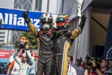 Techeetah revels in historic Formula E 1-2 in Santiago
