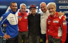 Abraham signs two-year deal with Avintia Ducati, gets GP18