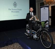 Woffinden wins Torrens Trophy