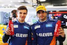 McLaren F1 announces partnership with Coca-Cola