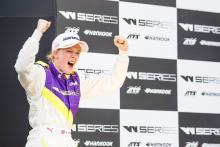 Powell lands IMSA GT3 drive after W Series success