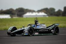 Sam Bird completes first Formula E test with Jaguar