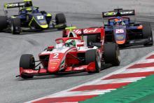 FIA F3 Styrian Austria - Qualifying Results