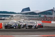 SpeedMachine, World Rallycross of Great Britain,