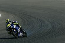 Rossi slides it, Czech MotoGP tests, 29-30th Aug, 2005