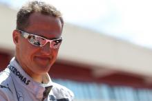Schumacher backed to race on
