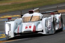 Audi leads, but Toyota strong