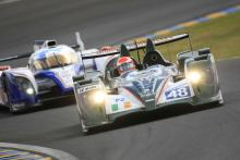 Murphy shine on Le Mans debut