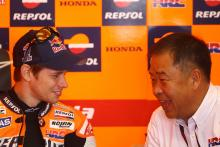 Nakamoto talks Stoner, Pedrosa, Marquez and more!