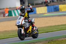 Redding, Moto2, French MotoGP 2013