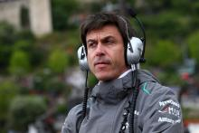 25.05.2013- Qualifying, Toto Wolff (GER) Mercedes AMG F1 Shareholder and Executive Director