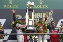 Audi wins dramatic - and tragic - 2013 Le Mans