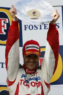 Ralf: Toyota and I will win the title...