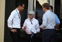 Kate Walker: F1's ruling committee