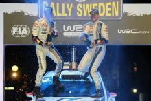 Jari-Matti Latvala, Miikka Anttila (Volkswagen Polo WRC #7, Volkswagen Motorsport)