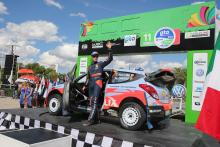 Rally Mexico podium a 'huge reward' for Hyundai